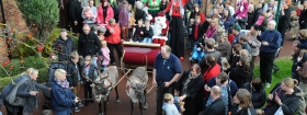Hornsea Freeport launches children's sleigh ride competition