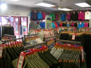 Clothing stores online :: Outdoor clothing stores